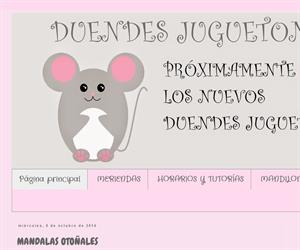 Duendes Juguetones (Blog Educativo de Educación Infantil)