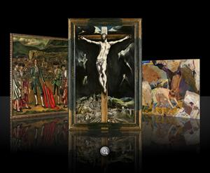 Obras maestras al detalle. El Greco, José Gutiérrez Solana y Joaquín Sorolla (Fundación Banco Santander)