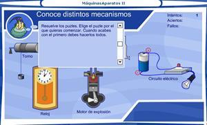 Máquinas y aparatos II (Proyecto Agrega)