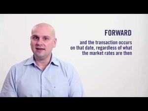Financial English Class - Forex:  Spot - Forward - Swap. English Subtitled