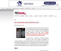 Las 5 tendencias clave de 2010 en la red | ReadWriteWeb España