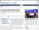 La élite de internet pide al G8 libre acceso a la red en todo el mundo - La Vanguardia