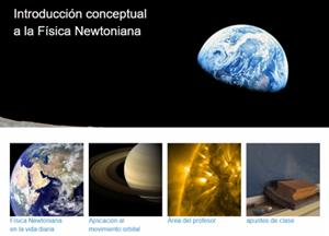 Introducción conceptual a la Física newtoniana