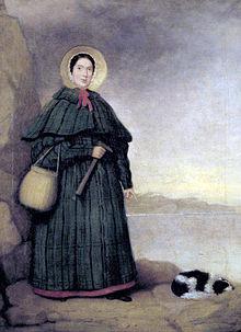 Biografía de Mary Anning (Mujeres para pensar)
