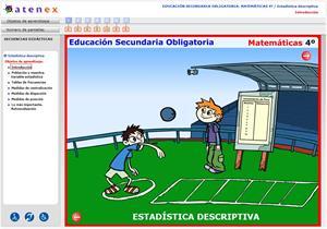 Estadística descriptiva. Matemáticas 4º Secundaria