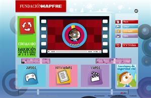 Juegos y vídeos online para aprender seguridad vial