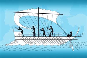 El Mediterráneo griego: de Atenas a casa