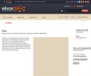 Diac (Educarchile)