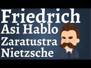 Así hablo Zaratustra (Friedrich Nietzsche)