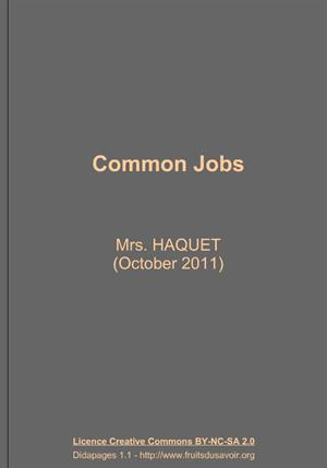 Common jobs (chagall-col.spip.ac-rouen)