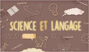 Science et Langage