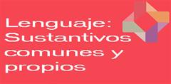 Sustantivos comunes y propios (PerúEduca)