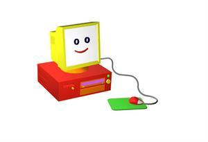 Informática de Niños: Manejo del ratón para Educación Infantil