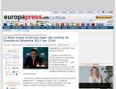 La Rioja ocupa el décimo lugar del ranking de Excelencia Educativa 2011 por CCAA. - Europa Press