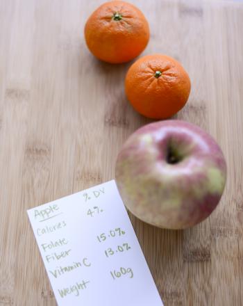 Is a Denser Fruit Healthier?