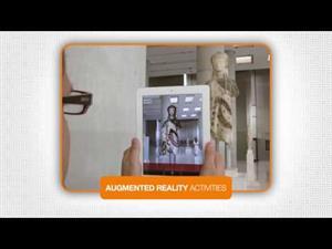 CHESS: Los museos de Europa con realidad aumentada desde la tableta y el smartphone