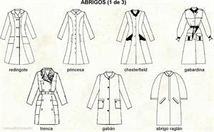 Abrigo (Diccionario visual)