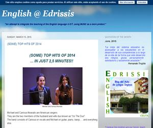 Blog English @ Edrissis