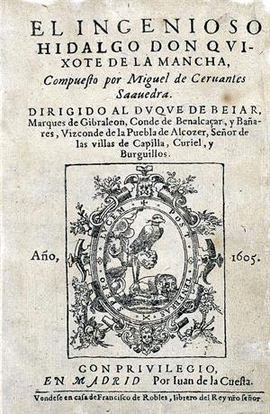 Trivial sobre Don Quijote de La Mancha (20minutos.com)