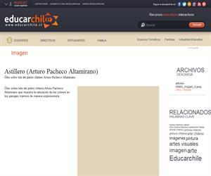 Astillero (Arturo Pacheco Altamirano) (Educarchile)