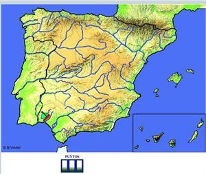 Juegos de los ríos de España