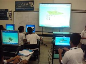 Amigos sin fronteras: una aventura de aprendizaje a través de las TIC