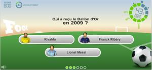 Quizz Sportif 100% Football (quizz-sportifs.com)