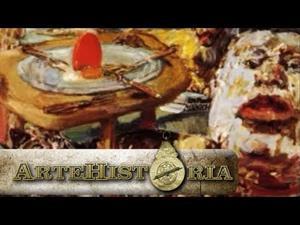 El huevo rojo de Kokoschska (Artehistoria)