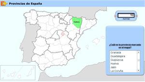 Provincias de España (educaplus.org)