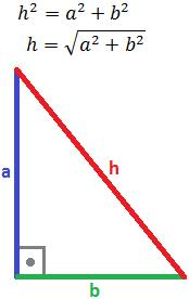 Pythagorean Theorem (with problems)