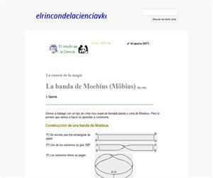 La banda de Moebius (Möbius)