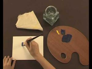 Cómo pintar usando pinturas al óleo (EducaThyssen)