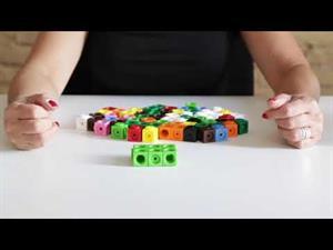 Policubos para aprender a sumar, multiplicar y descomponer (Aprendiendo matemáticas)