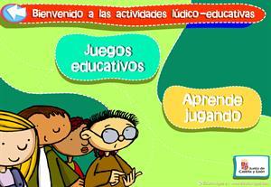 Actividades lúdico-educativas (Junta de Castilla y León)