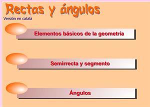 Rectas y ángulos (Roger Rey y Fernando Romero)