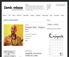 Zambombazo
