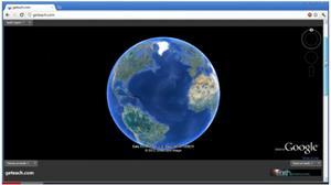 Desiertos y climas del mundo en 'Ge Teach' y 'Google Earth'