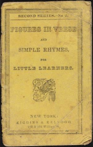 Figures in verse and simple rhymes for little learners (International Children's Digital Library)