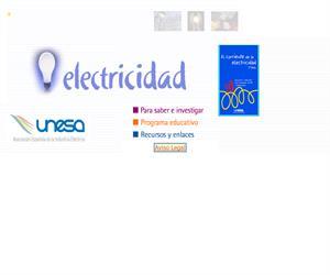 Programas educativos en torno a la electricidad (unesa.net)