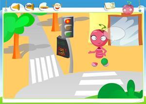Safe Street (On the Street II): comprensión de inglés para 2º ciclo de Primaria