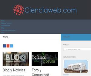 Sitio web de Experimentos, Ciencia y Lecciones para niños y jovenes