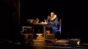 En un lugar del Quijote, por Ron Lalá. Teatro para todos los públicos