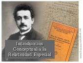 Introducción conceptual a la Relatividad Especial