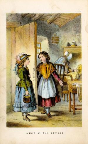 Nursery rhymes from Mother Goose with alphabet (International Children's Digital Library)