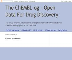 The ChEMBL-og - Open Data For Drug Discovery
