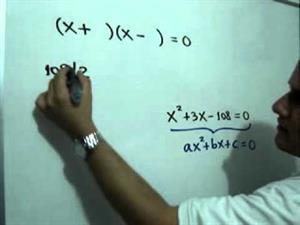 Problema geométrico con ecuación cuadrática (JulioProfe)