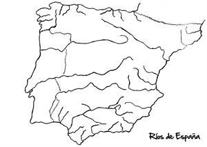 Rios de España