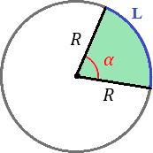 Sector Circular: área, perímetro y problemas