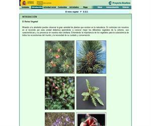 El Reino Vegetal (Proyecto Biosfera)