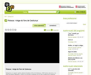 Potassa: viatge als fons de Catalunya (Edu3.cat)